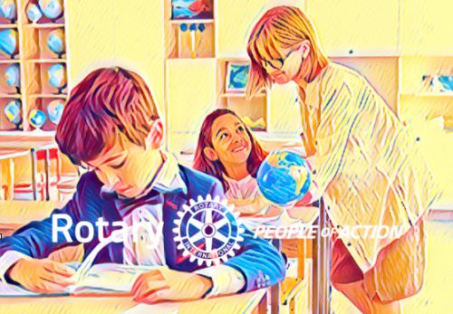 Opvoeding en Geletterdheid // bronillustratie: Pexels-Thirdman